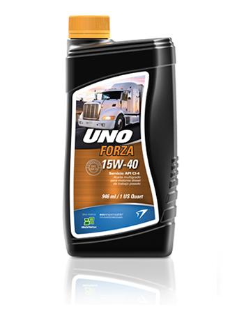UNO FORZA 15W-40 API CI-4
