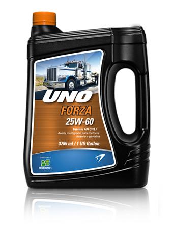 UNO FORZA 25W-60 API CF/SJ