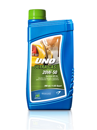 UNO ULTRA GAS 20W-50 API SL