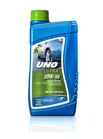UNO ULTRA 20W-50 API SN