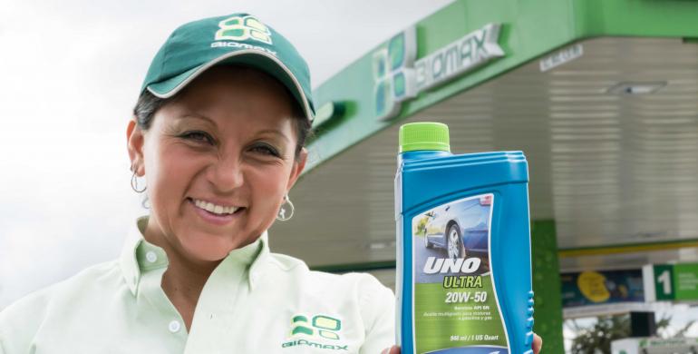 Biomax impulsa la industria de lubricantes en el mercado colombiano
